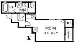 フィールドコート[2階]の間取り