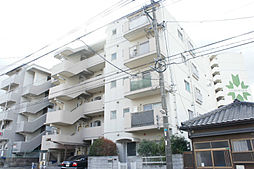 福岡県北九州市八幡東区山王2丁目の賃貸マンションの外観