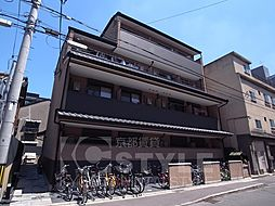 フラッティ堀川高辻[407号室]の外観