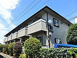 埼玉県所沢市旭町の賃貸アパートの外観