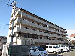 ロイヤルフラット壱番館[4階]の外観