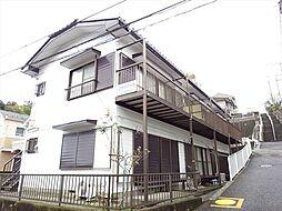 神奈川県横浜市戸塚区舞岡町の賃貸アパートの外観