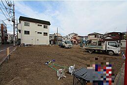 蒲田駅より徒歩圏建築条件なしにつき、お好きなハウスメーカーで建築可能