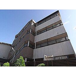 奈良県奈良市西大寺小坊町の賃貸マンションの外観