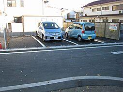 東京メトロ千代田線 北綾瀬駅 徒歩11分の賃貸駐車場