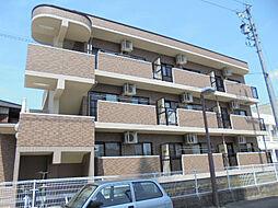 長野県長野市大字三輪の賃貸マンションの外観