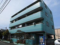 クロスコーポII[4階]の外観