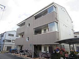松尾ハイツ[1階]の外観