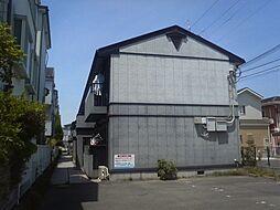 サンビレッジ寺田A[1階]の外観