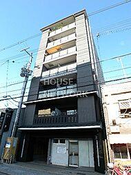 京都府京都市東山区稲荷町南組の賃貸マンションの外観