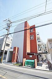 神奈川県横浜市鶴見区市場西中町の賃貸マンションの外観