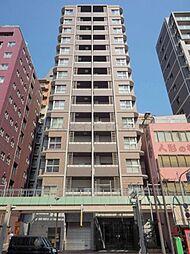 アビエール松屋町[8階]の外観