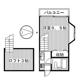 北高崎駅 2.4万円