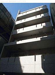 東京都豊島区雑司が谷の賃貸マンションの外観