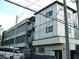 京都府京都市伏見区銀座町の賃貸マンションの外観