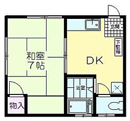 佐倉駅 3.8万円