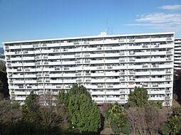 昭島つつじが丘ハイツ15号棟 9階部分