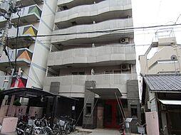 ハイコート駒川[8階]の外観
