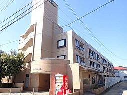 愛媛県松山市中村5丁目の賃貸マンションの外観
