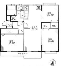 片倉台団地1ー3号棟