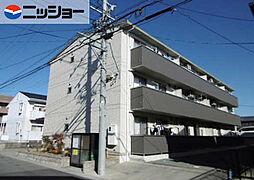メルベーユMII[3階]の外観