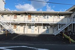 松本ハイツ[2階]の外観
