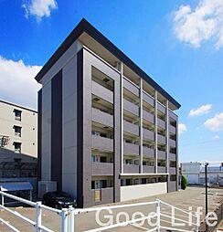 福岡県福岡市東区土井4丁目の賃貸マンションの外観