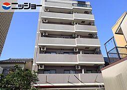 ウエスト花の木[5階]の外観