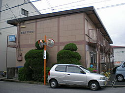 南海高野線 大阪狭山市駅 徒歩12分の賃貸アパート