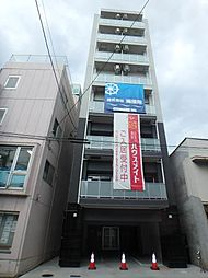 愛媛県松山市立花3丁目の賃貸マンションの外観