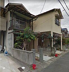 京都府京都市山科区東野竹田の賃貸アパートの外観