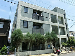 西賀茂ロイヤルリバーマンション[1階]の外観