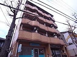 プリンス小束山[3階]の外観