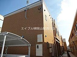 岡山県岡山市南区豊浜町丁目なしの賃貸アパートの外観