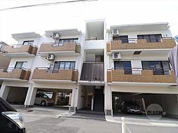 スカイハイツ藤ヶ丘[3階]の外観
