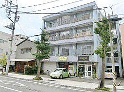 静岡県富士市御幸町の賃貸マンションの外観