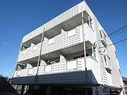 千葉県千葉市稲毛区小中台町の賃貸マンションの外観