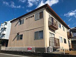 ハイツ松浦[2階]の外観