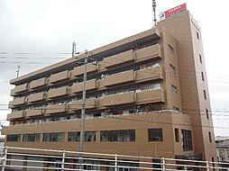 愛媛県松山市小栗1丁目の賃貸マンションの外観