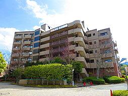 イトーピア神戸藤原台B棟4階角部屋