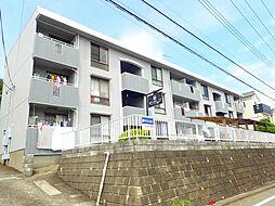 薊マンション[3階]の外観