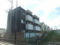 大阪府泉大津市松之浜町1丁目の賃貸アパートの外観
