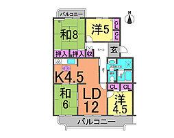 はるのみち公園前第弐号棟 中古マンション