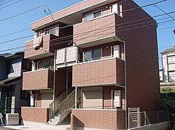 アパートメント須佐[202号室]の外観