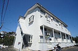 コーポ立花[2階]の外観