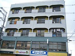 関山ビル[4階]の外観