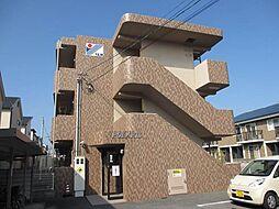 愛媛県松山市清住2丁目の賃貸マンションの外観