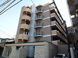 フォンターナ生田[2階]の外観