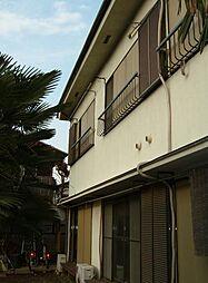東京都杉並区上高井戸2丁目の賃貸アパートの外観