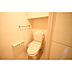 トイレ,2LDK,面積58.45m2,賃料7.1万円,つくばエクスプレス 万博記念公園駅 徒歩27分,つくばエクスプレス みどりの駅 徒歩32分,茨城県つくば市陣場